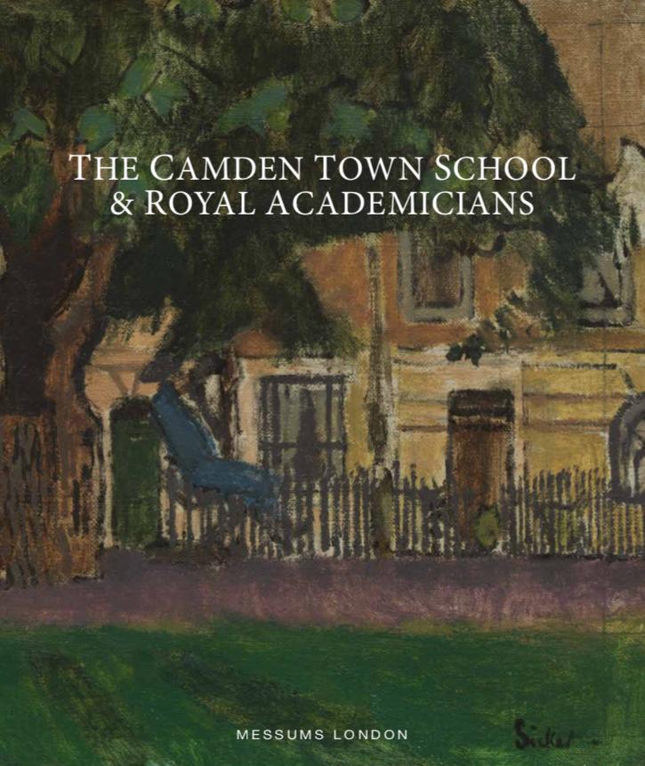The_Camden_Town_School_&_Royal_Academicians_exhibition_catalogue