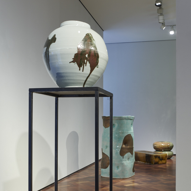 Exhibition Korean Ceramics Curated By Paul Greenhalgh Messums London